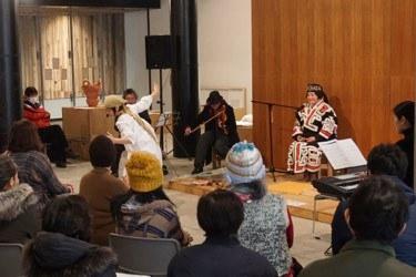 歌とユカラ☆アイヌ文化