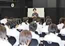 小中高生向け授業の写真