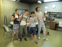 「まちのラジオ」2012年9月