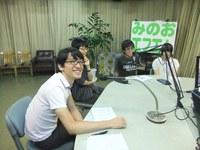 「まちのラジオ」2013年8月