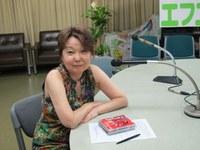 「まちのラジオ」2012年8月