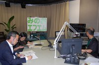 5/13(木)・16(日)、箕面FM「タッキー816」で阪大の「まちのラジオ」が放送されます。