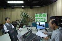 1/12(木)・14(日)、箕面FM「タッキー816」で「まちのラジオ 大阪大学社学連携」が放送されます。