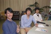 9/12(木)・15(日)、みのおエフエム「タッキー816」で「まちのラジオ 大阪大学社学連携」放送されます。