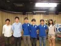 10/9(木)・12(日)、みのおエフエム「タッキー816」で「まちのラジオ 大阪大学社学連携」が放送されます。