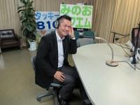 11/13(木)・16(日)、みのおエフエム「タッキー816」で「まちのラジオ 大阪大学社学連携」が放送されます。