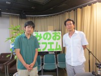 8/13(木)・16(日)、みのおエフエム「タッキー816」で「まちのラジオ 大阪大学社学連携」が放送されます