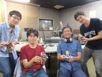 9/10(木)・13(日)、みのおエフエム「タッキー816」で「まちのラジオ 大阪大学社学連携」が放送されます