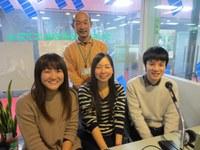 [みのおFM]1/14(木)・17(日)、みのおエフエム「タッキー816」で「まちのラジオ 大阪大学社学連携」が放送されます。