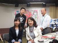 [みのおFM]5/12(木)・15(日)、みのおエフエム「タッキー816」で「まちのラジオ 大阪大学社学連携事業」が放送されます。