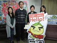 [みのおFM]12/8(木)・11(日)、みのおエフエム「タッキー816」で「まちのラジオ 大阪大学社学連携事業」が放送されます。