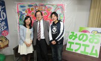 [みのおFM]3/9(木)・12(日)、みのおエフエム「タッキー816」で「まちのラジオ 大阪大学社学連携事業」が放送されます。