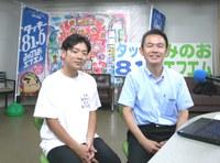 [みのおFM]7/13(木)・16(日)、みのおエフエム「タッキー816」で「まちのラジオ 大阪大学社学連携事業」が放送されます。