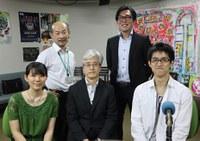 [みのおFM] 5月10日(木)、13日(日)、みのおエフエム「タッキー816」で「まちのラジオ 大阪大学社学連携事業」が放送されます。